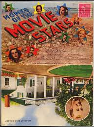 Movie Stars Homes by Buy Homes Of Movie Stars Hollywood California 1940s Souvenir