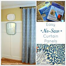 Sewing Drapery Panels Together 20 Awesome Inspirations For Crafting Diy Curtains All By Yourself