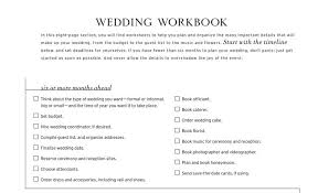 wedding checklist book 11 free printable checklists for your wedding timeline