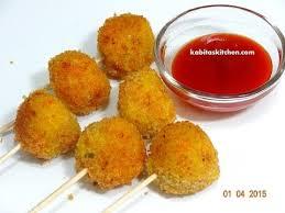 easy cuisine recipes vegetable lollipop for easy snack recipe for finger food