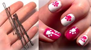 cute easy summer nails nail art designs for beginners at home
