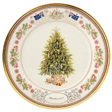 2017 australia trees around the world plate decorative plates
