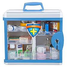 Medicine Cabinet Storage Amazon Com Azdent Wall Mounted Medicine Cabinet Lockabe Medicine