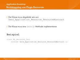 request lifecycle im zend framework