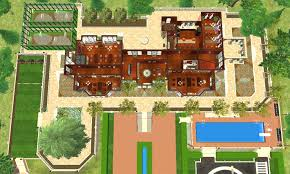 sims 4 mansion floor plans corglife