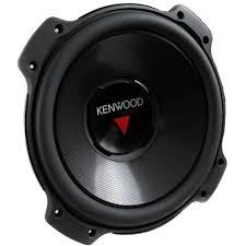 kenwood home theater powered subwoofer kenwood kfc w2516ps 1 300 watt 10