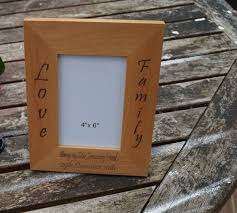 engraved keepsakes best 25 engraved photo frames ideas on laser