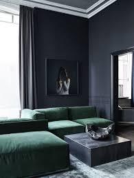 grey livingroom 30 moody living room décor ideas digsdigs