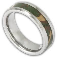 Camouflage Wedding Rings by Women U0027s Tungsten Woodland Camouflage Wedding Ring Shop Ring Ninja