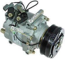 honda crv air conditioner compressor a c compressor sanden omega environmental 20 90003 ebay