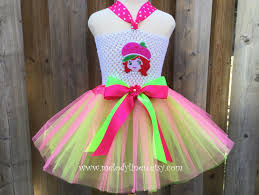 new strawberry shortcake dress birthday zoom
