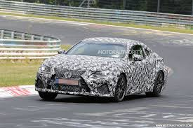lexus coupe 2015 2015 lexus rc f is f coupe spy shots