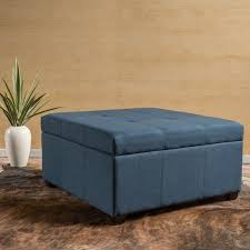 carlsbad fabric storage ottoman by christopher knight home free