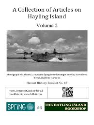 Lamb And Flag Southmoor A Collection Of Articles On Hayling Island Vol 2 Tide Beach