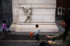 Meme The Midget Love Doll - a statue stirs to life in washington square park the new york times