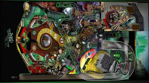 Visual Pinball Tables by Wizard Of Oz Woz Any Chance This Can Be Reproduced Table