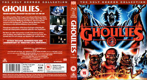 ghoulies blu ray cover u0026 label 1985 r2