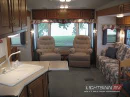 Carriage Rv Floor Plans by Used 2002 Carriage Cameo Lxi F34ck3 Fifth Wheel At Lichtsinn Rv