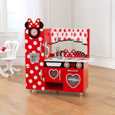Minnie Mouse Table And Chairs Disney Jr Minnie Mouse Vintage Play Kitchen