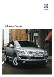 touareg brochure volkswagen australia