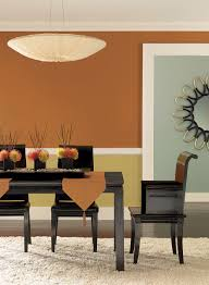 Dining Room Paint Color by Dining Room Wooden Flooring Matched Among Dining Room Paint Colors