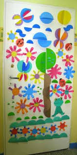 Ideas Para Decorar Puertas Escolares