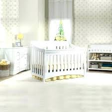 Convertible Crib Nursery Sets Convertible Crib And Dresser Set Geekswag Me
