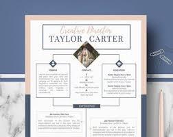 Creative Resume Templates Microsoft Word Best 25 Creative Resume Templates Ideas On Pinterest Cv