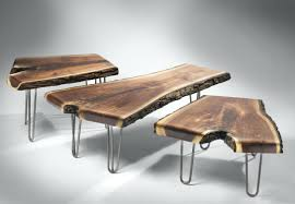 coffee tables astonishing dark brown rectangle rustic wood and
