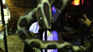spirit halloween louisville ky caufields novelty haunted scene youtube