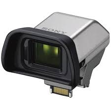 electronic finder sony oled electronic viewfinder for select nex cameras fda ev1s