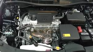 2013 toyota camry le 2ar fe 2 5l i4 engine idling after oil