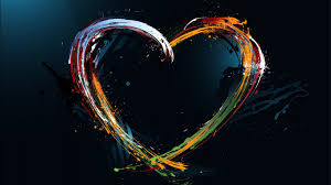 love abstract design wallpapers hd wallpapers