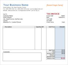 service invoice template u2013 9 free samples examples format
