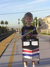 Halloween Costumes 5 Boy 15 Train Images Train Costume Cardboard Boxes
