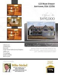real estate flyer real estate flyer templates many templates