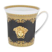 buy versace i love baroque mug with handle amara