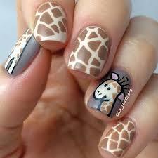 easy animal nail art choice image nail art designs