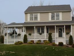 Home Plans With Front Porches Hartmann Front Porch Farmers Porch Building Plans Geodeck Fairway