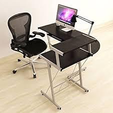 Computer Desk L Shape Zeny L Shape Computer Desk Pc Laptop Table