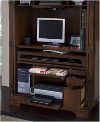 Office Depot Computer Armoire by Armoire Office Armoire Crate And Barrel Sauder Harvest Mill