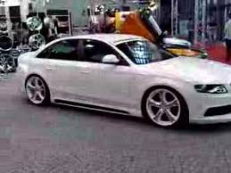 2009 audi a4 tuning my spercial car 2008 audi a4 s line tuning white