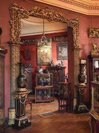 Empire Style Interior The Musée D U0027ennery Treasures From Asia In A Second Empire Setting