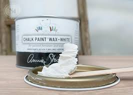 Desk Painting Ideas Annie Sloan White Wax Desk Restyle Salvaged Inspirations