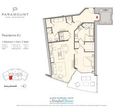 paramount miami worldcenter floor plans luxury condos in miami