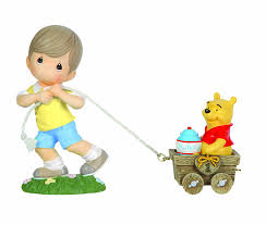Winnie The Pooh Rocking Chair Amazon Com Precious Moments Disney Showcase Collection