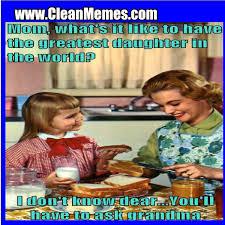 Funny Grandma Memes - you have to ask grandma clean memes