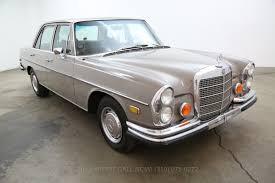 classic mercedes sedan 1972 mercedes benz 280se 4 5 sedan beverly hills car club