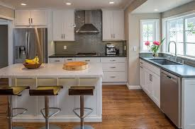 How Much Does Kitchen Cabinets Cost Average Cost Of Kitchen Remodel Alluring Kitchen Surprising