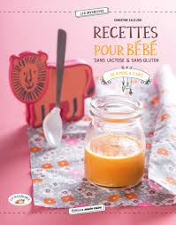 cuisiner pour bebe recettes pour bébé sans lactose et sans gluten cubes petits pois